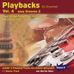 CD-Cover von Drummer-Playalong-CD 4