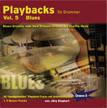 CD-Cover von Drummer-Playalong-CD 5